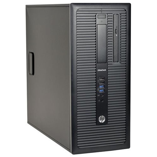 HP EliteDesk 800 G1 TWR (Intel i5-4570 / 8GB DDR3 / 240GB SSD)