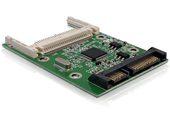Delock Compact Flash - SATA adapter