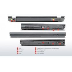 LENOVO ThinkPad T430 (i5-3320M / 4GB / 130GB SSD / WiFi / CAM / 1600x900 / HUN)