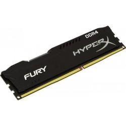 Kingston DDR4 4GB / 2400MHz HyperX Fury Black