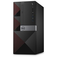 DELL VOSTRO 3668 MT i5-7400 / 8GB / 1TB / GT710 2GB / WLAN+BT, Windows 10 Pro