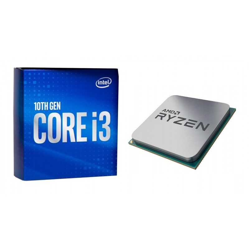 INTEL Core i3-10100 3.6GHz (s1200) processzor - BOX