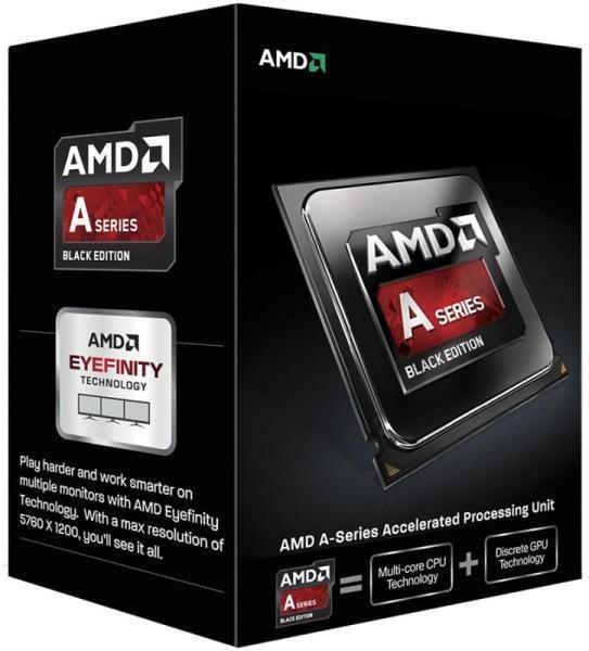 AMD A6-7400K X2 Dual-Core 3.5GHz FM2+ box processzor