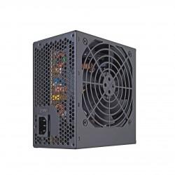 FSP HE-500+ tápegység, 500W, 80 PLUS, ATX 2.4, Aktív PFC