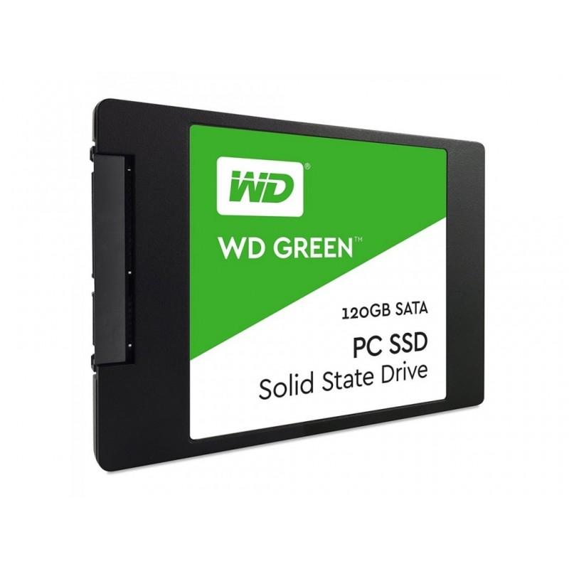 """WD Green WDS120G2G0A SSD, 120GB, 2.5"""", SATA III"""