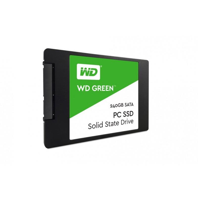 """WD Green WDS240G1G0A SSD, 240GB, 2.5"""", SATA III"""