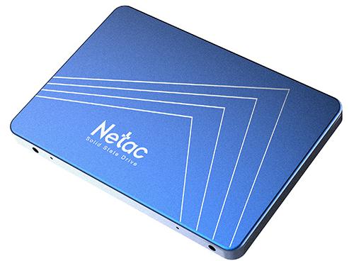 """NETAC N535S 480GB 2.5"""" SATA3 SSD meghajtó"""