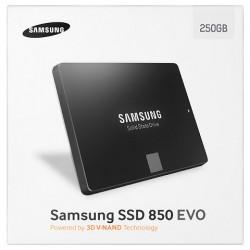 SAMSUNG 850 EVO 250GB (MZ-75E250B) SSD