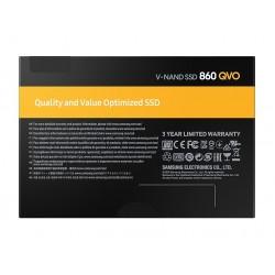 SAMSUNG 860 QVO 1TB SSD - MZ-76Q1T0BW (SATA)