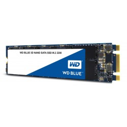 WESTERN DIGITAL 250GB Blue 3D series M.2 SATA3 SSD