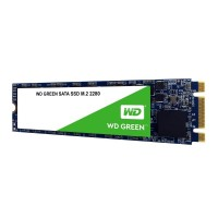 WESTERN DIGITAL 240GB Green M.2 SATA3 SSD