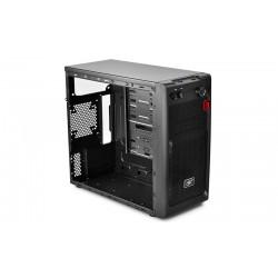 DeepCool Smarter USB3.0 fekete mATX ház