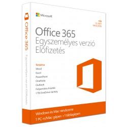 Microsoft Office 365 Egyszemélyes verzió 32/64 bit többnyelvű ESD